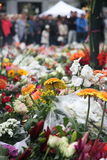 La Norvège après des attaques Photo libre de droits