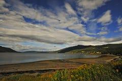 La Norvège du nord 2 Images libres de droits