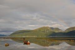La Norvège du nord 37 Photo stock