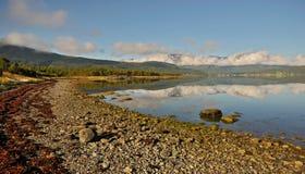 La Norvège du nord 48 Images libres de droits