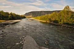 La Norvège du nord 57 Photographie stock libre de droits