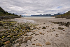 La Norvège du nord 6 Photos libres de droits
