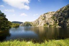 La Norvège, fjord scénique Photos libres de droits