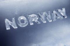 La Norvège fraîche photographie stock