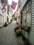 La Norvège, Jour de la Déclaration d'Indépendance, le 17 mai Photos libres de droits