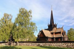La Norvège - le Jotunheimen photos stock