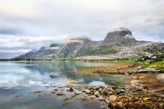 La Norvège - sept soeurs Image libre de droits
