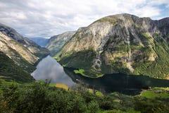 La Norvegia immagini stock libere da diritti