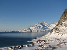 La Norvegia immagine stock