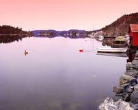 La Norvegia Fotografia Stock Libera da Diritti