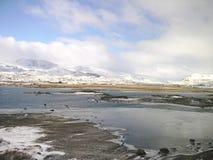 La Norvegia in breve Fotografie Stock