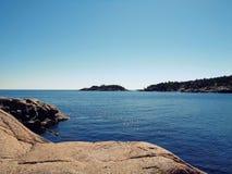 La Norvegia calma Fotografie Stock Libere da Diritti