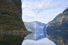 La Norvegia: sognefjord Immagine Stock