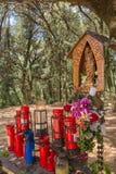 La nostra Holly Mother del santuario di Lami fotografia stock libera da diritti