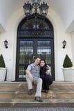 La nostra nuova casa fotografia stock libera da diritti