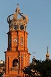 La nostra signora della chiesa di Guadalupe fotografia stock libera da diritti
