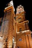 La nostra signora della chiesa di Guadalupe fotografie stock