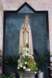 La nostra signora di Fatima Fotografia Stock Libera da Diritti