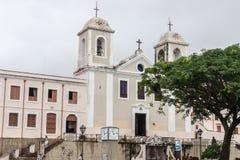 La nostra signora di Monte Carmelo Church Maranhao Fotografia Stock Libera da Diritti