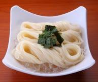 La nourriture asiatique est sinistre photographie stock libre de droits
