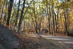 La Nouvelle Angleterre en automne Photos stock