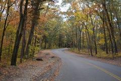 La Nouvelle Angleterre en automne Photo libre de droits