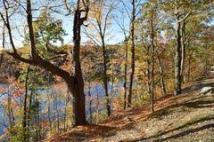 La Nouvelle Angleterre en automne Photo stock