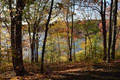 La Nouvelle Angleterre en automne Photographie stock