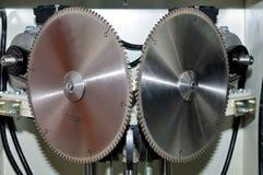 La nouvelle circulaire industrielle moderne a vu des disques images libres de droits