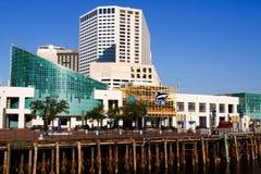 La Nouvelle-Orléans - aquarium des Amériques Photographie stock libre de droits