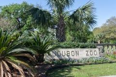 La Nouvelle-Orléans, LA/USA - vers en mars 2009 : Zoo d'Audubon à la Nouvelle-Orléans, Louisiane Images stock