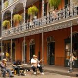 La Nouvelle-Orléans - les Etats-Unis d'Amérique Images libres de droits