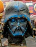 La Nouvelle-Orléans Mardi Gras World - Darth Vader Images libres de droits