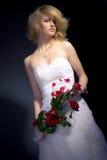La novia Fotografía de archivo libre de regalías