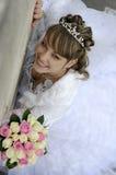 La novia foto de archivo