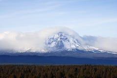 La nube ha protetto la sorella del sud - cascate Fotografia Stock Libera da Diritti