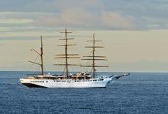 La nube II del mar Fotos de archivo libres de regalías