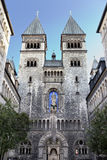 La nuestra señora Church Berlín Kreuzberg de St Mary Imagen de archivo libre de regalías