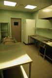 La nueva cocina Imagen de archivo libre de regalías