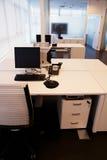 La nueva oficina Fotografía de archivo