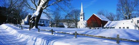 La Nuova Inghilterra Fotografia Stock