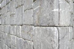 La nuova progettazione della parete moderna Immagine Stock
