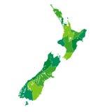 La Nuova Zelanda fotografie stock