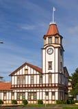 La Nuova Zelanda, il distretto di Rotorua Fotografia Stock Libera da Diritti