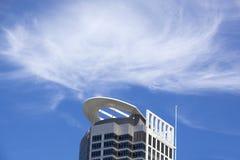 La nuvola Immagini Stock Libere da Diritti