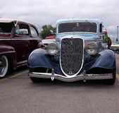 La obra clásica restauró 1933 Ford Imágenes de archivo libres de regalías
