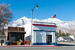 La oficina de correos imagen de archivo