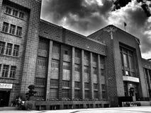 La oficina de correos de la central de Tailandia imágenes de archivo libres de regalías