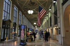 La oficina de correos de NY fotografía de archivo