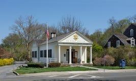 La oficina de correos de Setauket Imagen de archivo libre de regalías